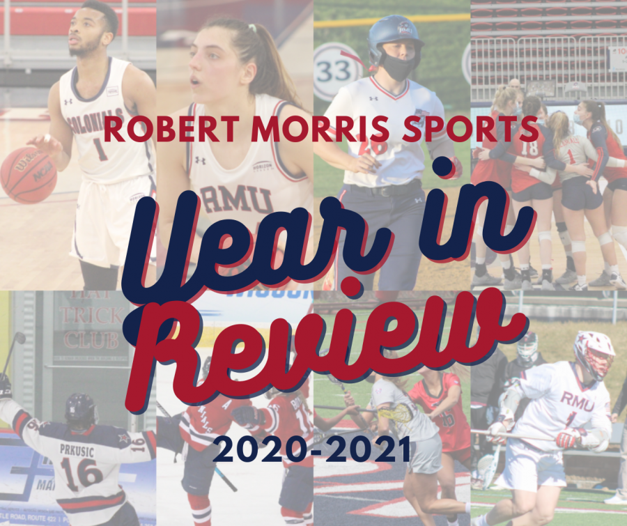 RMU Athletics Year in Review