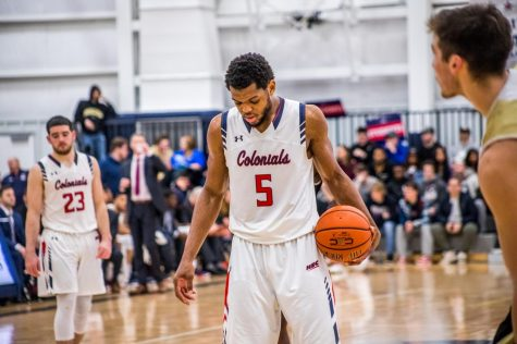 #FormerColonialWatch: Malik Petteway joins Team MDA Muscle in their bid for The Basketball Tournament