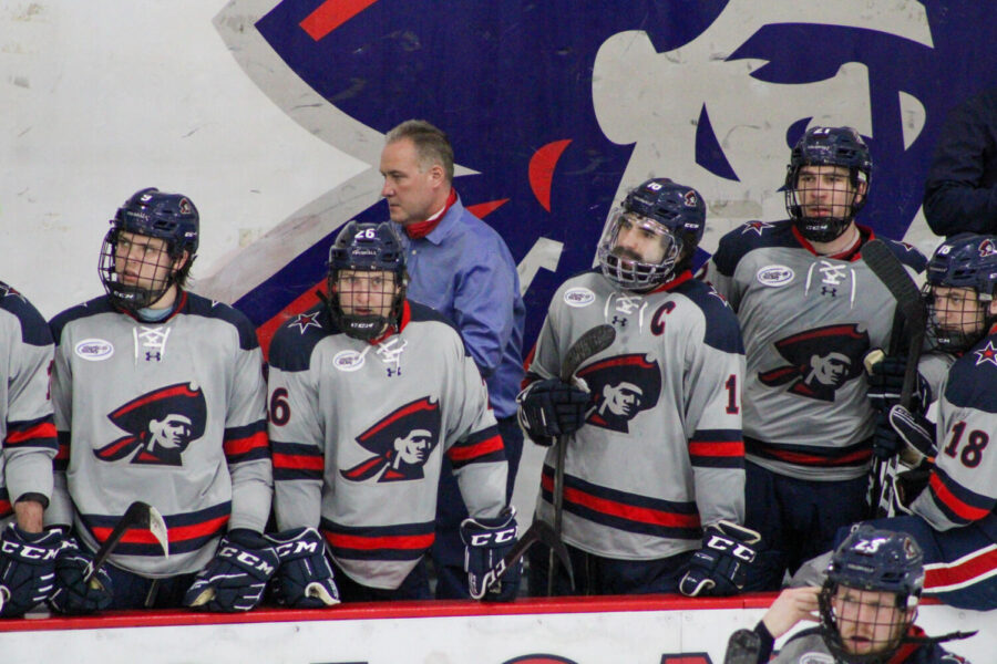 Robert Morris has halted Black Bear Sports' plan to purchase the Island Sports Center. Photo Credit: Tyler Gallo