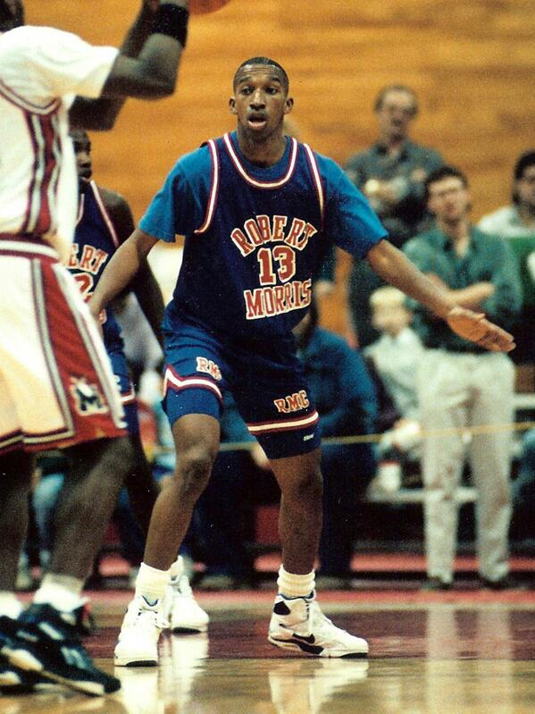 Myron Walker's final season as a Colonial was, quite possibly, the best a Colonial has ever had. Photo Credit: RMU Athletics