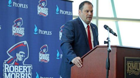 Robert Morris Director of Athletics Dr. Chris King speaks out on recent news regarding both the men's and women's hockey programs