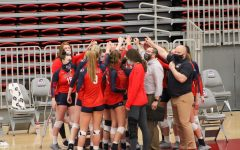 Volleyball released its 2021 schedule. Photo Credit: Tyler Gallo/Colonial Sports Network