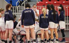 Women's basketball will host Pitt-Johnstown for an exhibition game on November 23. Photo Credit: Tyler Gallo/Colonial Sports Network