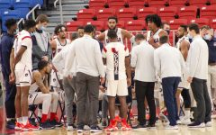Men's basketball will take part in an MTE in Kentucky. Photo Credit: Tyler Gallo/Colonial Sports Network