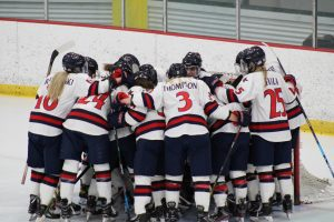 The end is near for the donation period for the hockey programs. Photo Credit: Nathan Breisinger/Colonial Sports Network