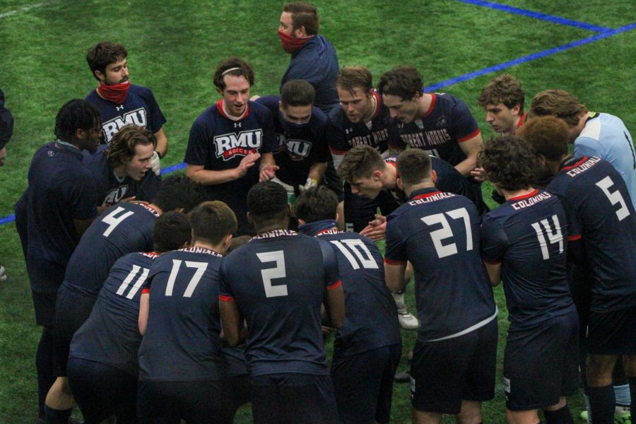 Men's soccer has released its schedule for the upcoming season. Photo Credit: Tyler Gallo/Colonial Sports Network
