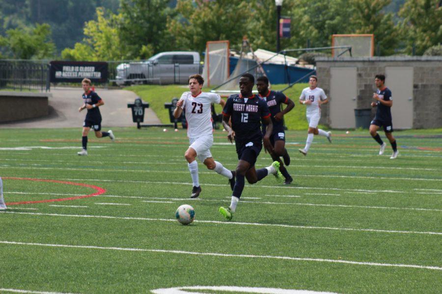 RMU Mens Soccer @ Duquesne Photo Gallery