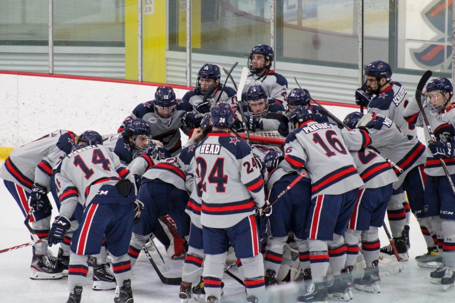 Robert Morris has extended the deadline for the hockey teams to return. Photo Credit: Nathan Breisinger/Colonial Sports Network