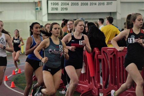 RMU track & field/cross country releases 2021 schedule