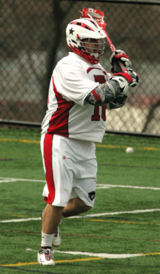 Trevor Moore was named to the NEC Mount Rushmore team. Photo Credit: RMU Athletics
