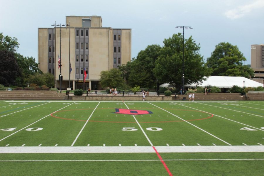 Duquesnes Rooney Field has served as a stomping ground for RMU, and not in a good way.
