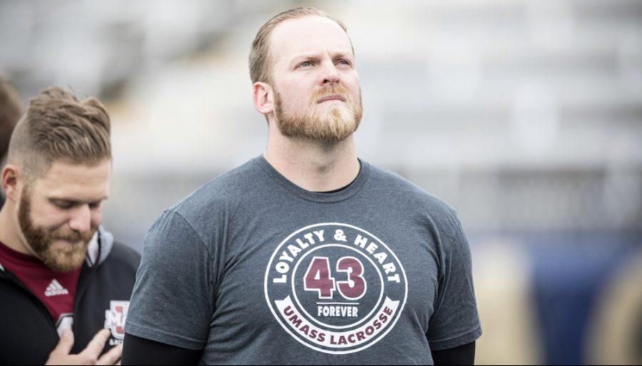 Craig McDonald was named head coach of RMU mens lacrosse.