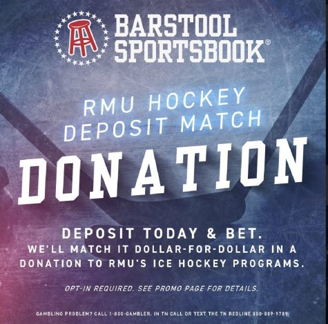 Barstool Onboard: Spittin' Chiclets vows to match dollar-for-dollar RMU Hockey donations