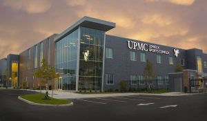 The UPMC Lemieux Sports Complex will be the home of the RMU Hockey Celebrity Face-off.