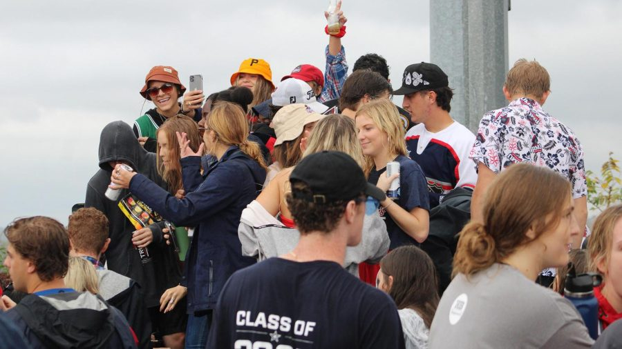 On the ground: An inside look at this years homecoming tailgate